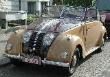 59k photo of 1938 Adler 10, 2-door Cabriolet by Karmann