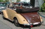 52k photo of 1938 Adler 10, 2-door Cabriolet by Karmann