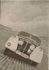 24k 1940 photo of Adler 10 Limousine
