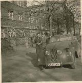 36k WW2 photo of Adler 10, 2-door Cabriolet by Karmann