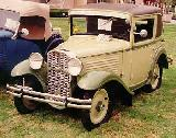 22k photo of 1931 American Austin cabriolet
