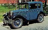 74k photo of 1930 American Austin coupe