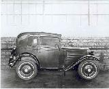 54k photo of 1930 American Austin coupe