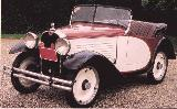 53k photo of 1930 American Austin roadster