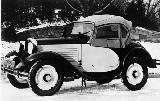 51k photo of 1930 American Austin roadster