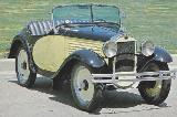 48k photo of 1931 American Austin roadster