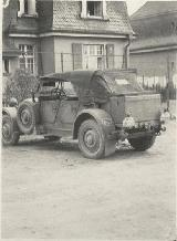 33k WW2 photo of Adler 3Gd Kübelsitzer