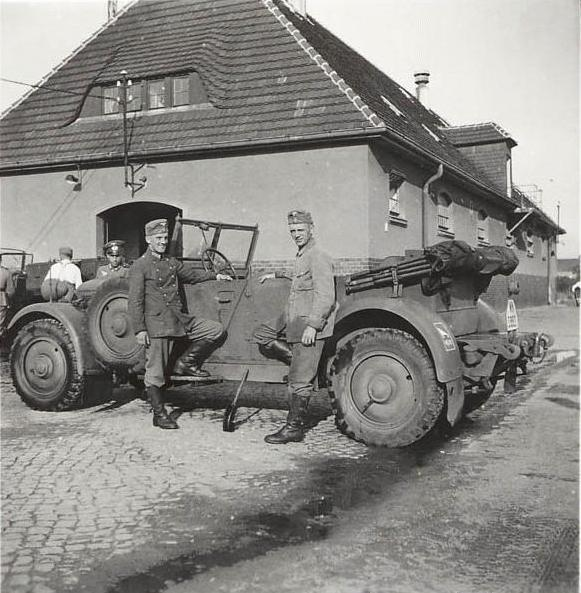 Oldtimer Gallery Cars Adler 3gd Kuebelwagen