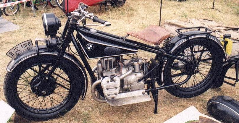 oldtimer gallery. motorcycles. bmw.