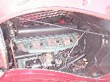 59k photo of 1934 Buick 50 4-door sedan, engine