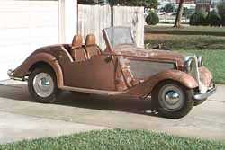 1935 BMW-315/1 2-seater Roadster