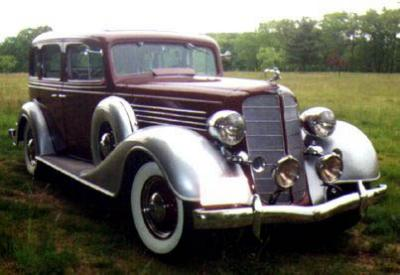 Oldtimer gallery. Cars. Buick.