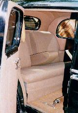 29k photo of 1937 Buick 90 Limited sedan, interior