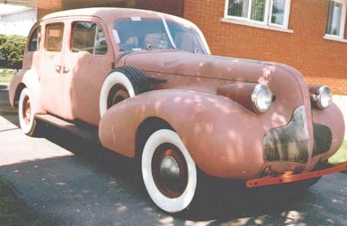 1939 Buick Roadmaster. 1939 Buick, Series: 40 Special