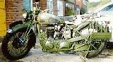 19k photo of 1940 BSA M20