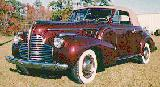 15k photo of 1940 Buick 40 Special Convertible Coupe