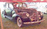 15k photo of 1940 Buick 90 Limited Limousine