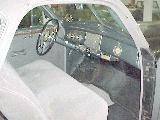 48k photo of 1940 Buick 50 Super Coupe, dashboard