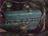 64k photo of 1942 Buick 90 Limited 7-passenger Sedan, engine