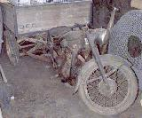 24k photo of 1949 BMW-R35 trike