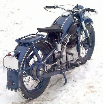 Oldtimer Gallery Motorcycles Bmw R35