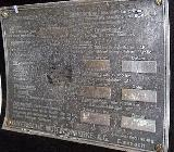 51k photo of 1938 BMW-327/8, factory plate