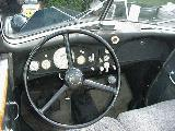 55k photo of 1939 BMW-321 cabriolet, dashboard