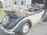 51k photo of 1939 BMW-321 cabriolet