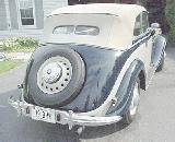52k photo of 1939 BMW-321 cabriolet