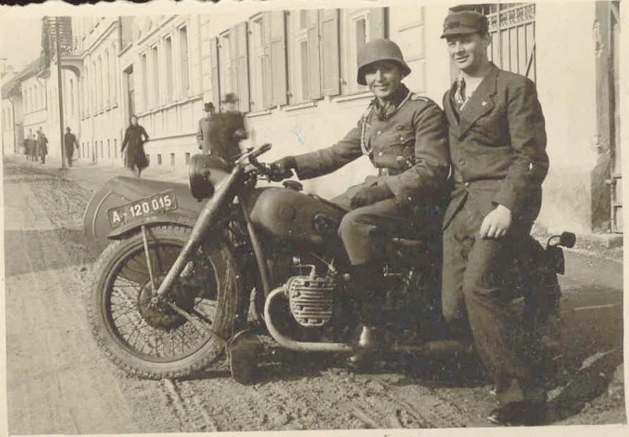 Oldtimer Gallery Motorcycles Bmw R71