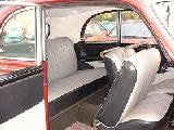 15k photo of 1948 BMW-321 limousine, interior