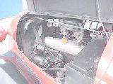 13k photo of 1948 BMW-321 limousine, engine