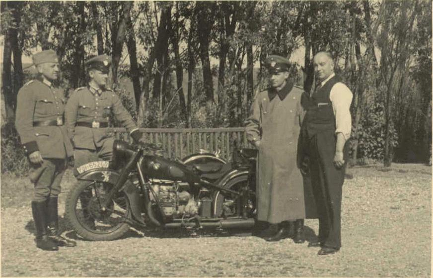 Oldtimer Gallery Motorcycles Bmw R61