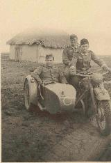 79k 1943 photo of BMW-R12, USSR
