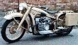 65k WW2 photo of BMW-R12 Wehrmacht solo