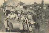 55k WW2 photo of BMW-R12, Balkan