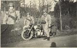 35k WW2 photo of BMW-R12 Wehrmacht