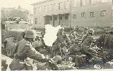 37k WW2 photo of BMW-R12, Opel Blitz