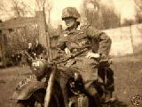 28k WW2 photo, BMW-R12 of 1st Tank Regiment