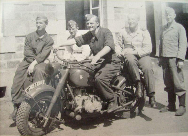 Oldtimer Gallery Motorcycles Bmw R75