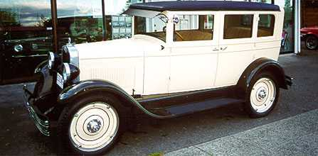 Oldtimer gallery cars chevrolet only pre 1945 for 1930 chevy 4 door
