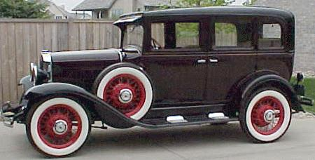 Oldtimer Gallery Cars 1930 Chevrolet