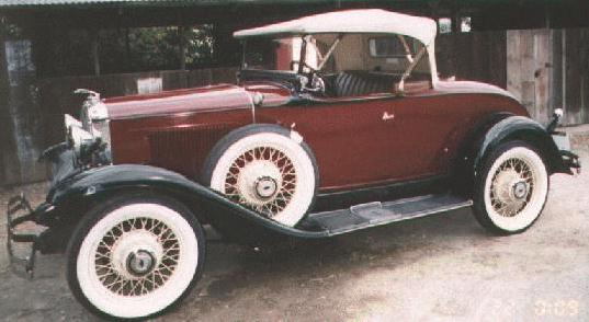 Oldtimer gallery. Cars. 1931 Chevrolet.