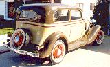 26k photo of 1933 Chevrolet Eagle coach