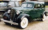 33k photo of 1935 Chevrolet Master DeLuxe Coach