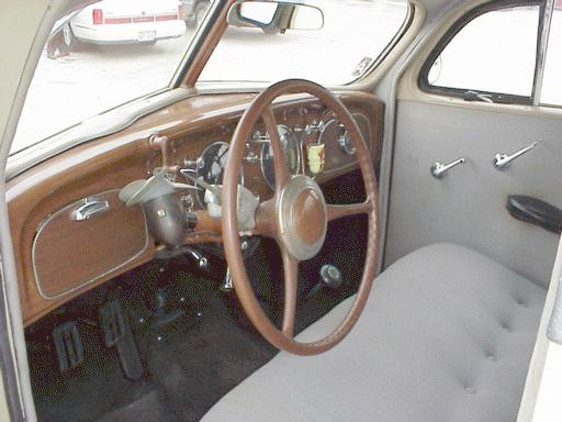 Oldtimer Gallery Cars Chrysler Airflow