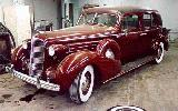 22k image of 1936 Cadillac 85 Fleetwood Limo