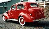 18k photo of 1936 Chevrolet 2-door Town (humpback) Sedan