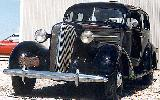 35k photo of 1936 Chevrolet 4-door Sedan