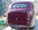 53k photo of 1936 Chevrolet Standard 4-door Sports (trunkback) Sedan